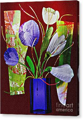 What Marie Left Behind Canvas Print by Sarah Loft