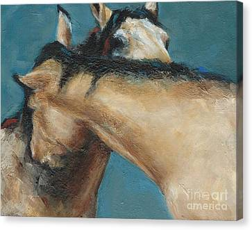 What We Can All Use A Little Of  Canvas Print by Frances Marino