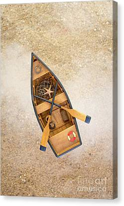 Whatever Floats Your Boat Canvas Print by Edward Fielding