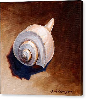 Whelk Canvas Print