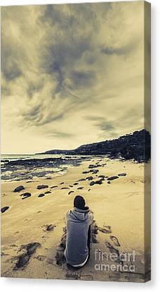 When Dreamers Dream Canvas Print by Jorgo Photography - Wall Art Gallery