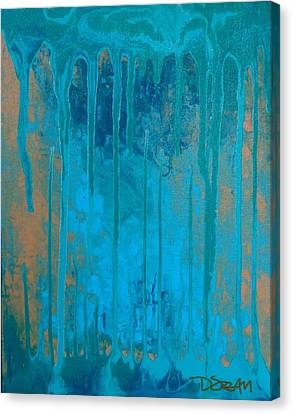 When Hale Freezes Over Canvas Print