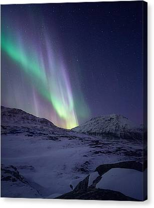 Epic Canvas Print - When It All Falls Down by Tor-Ivar Naess