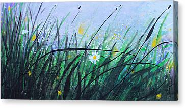 When The Rain Is Gone Canvas Print by Kume Bryant