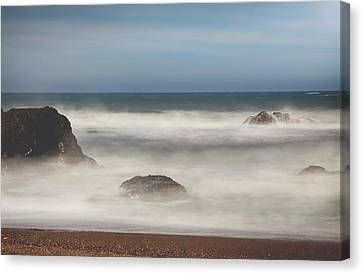 Cambria Canvas Print - When You Have To Let Go by Laurie Search