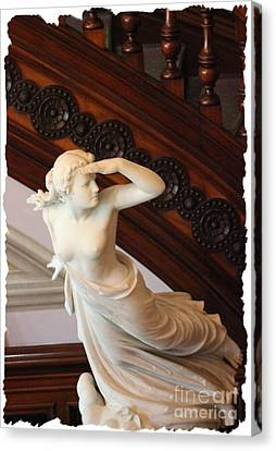 Where Art Thou Canvas Print by Lori Mellen-Pagliaro