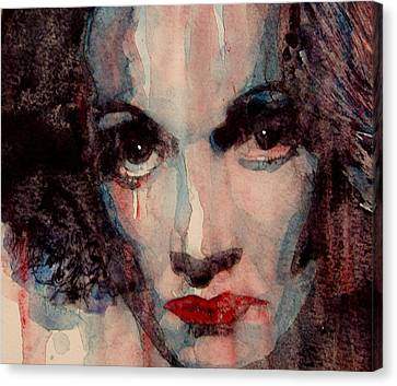 Where Do You Go My Lovely Canvas Print by Paul Lovering