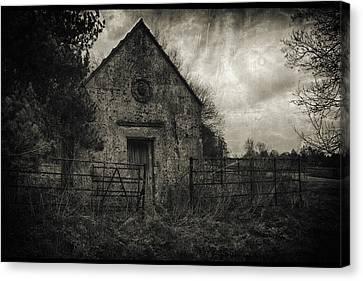 Where Fear Dwells Canvas Print