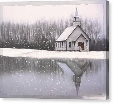 Where Hope Grows - Hope Valley Art Canvas Print