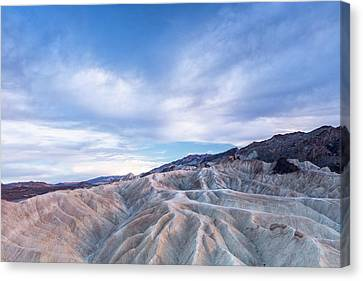 Where To Go Canvas Print by Jon Glaser