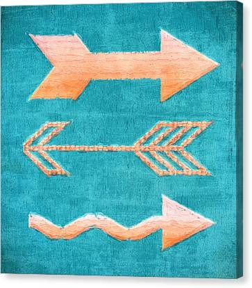 Which Way? Canvas Print by Bonnie Bruno