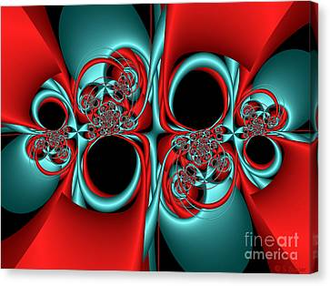 Whirligigs Canvas Print