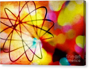 Whisk ...altered Images Series Canvas Print by Lynn England