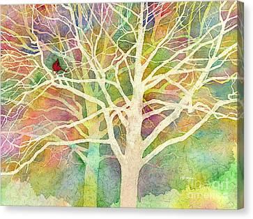 Whisper Canvas Print by Hailey E Herrera
