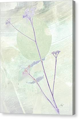 Whisper In The Wiind Canvas Print by Ann Powell