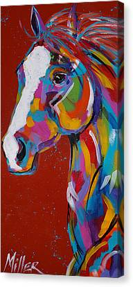 Whisper Canvas Print by Tracy Miller