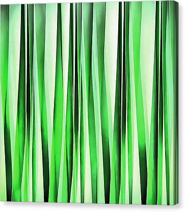 Whispering Green Grass Canvas Print