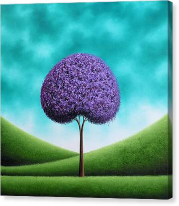 Whispers Of Hope Canvas Print by Rachel Bingaman