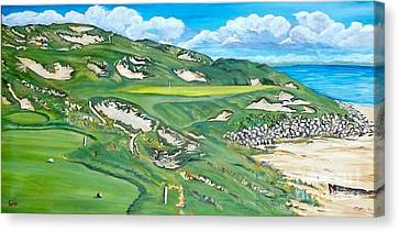 Whistling Straits #7 Canvas Print