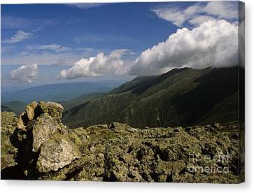 White Mountain National Forest - New Hampshire Usa Canvas Print