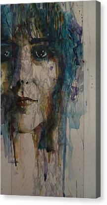 White Rabbit Canvas Print by Paul Lovering