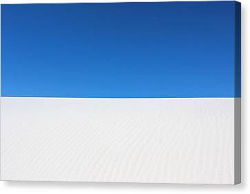White Sands #8 Canvas Print by Kume Bryant