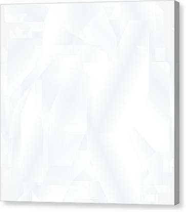 White.18 Canvas Print by Gareth Lewis