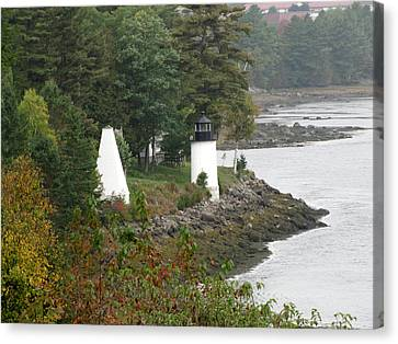Whitlock Mill Lighthouse Canvas Print