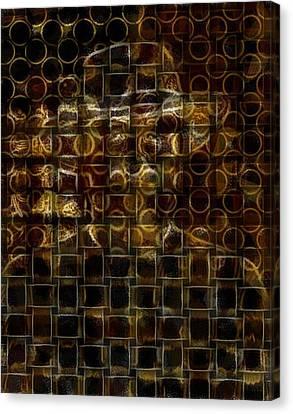 Who Am I  Canvas Print by Teodoro De La Santa