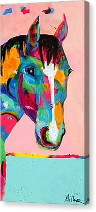 Who Me? Canvas Print by Tracy Miller
