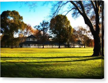 Widner Farm - Flourtown Canvas Print