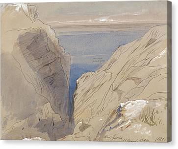 Wied Zurrik Canvas Print