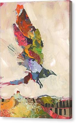 Wild Bird Canvas Print