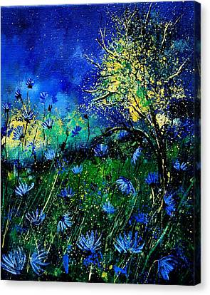 Wild Chocoree Canvas Print by Pol Ledent