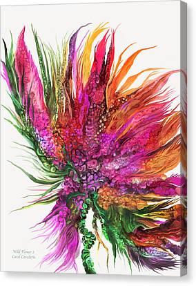 Wild Flower 2  Canvas Print