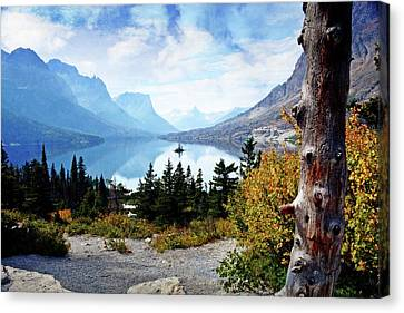 Wild Goose Island 1 Canvas Print by Marty Koch