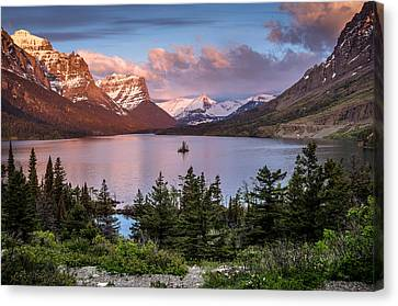 Wild Goose Island Morning 1 Canvas Print