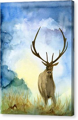 Wild Life Canvas Print by Bitten Kari