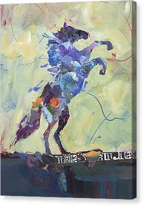 Wild Pony Canvas Print