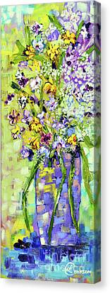 Wild Profusion Canvas Print