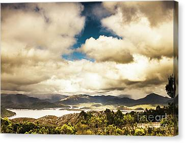 Wild West Of Tasmania Canvas Print by Jorgo Photography - Wall Art Gallery