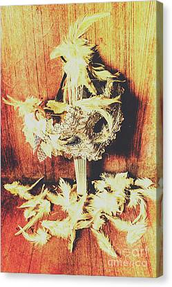 Performers Canvas Print - Wild West Saloon Dancer Still Life by Jorgo Photography - Wall Art Gallery