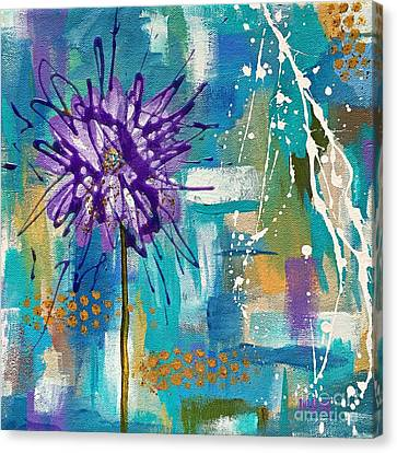 Wildflower No. 1 Canvas Print