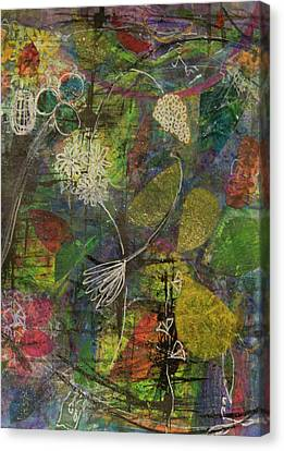 Wildflower Two Canvas Print