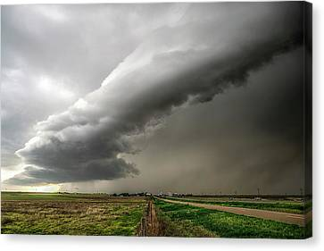 Wildorado Storm Canvas Print