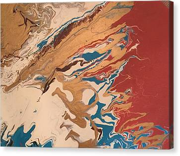 Wildside Canvas Print