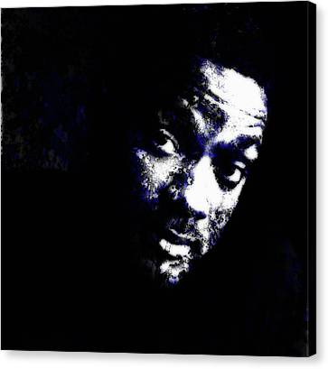 Will Smith 4f Canvas Print by Brian Reaves