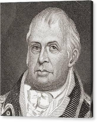 William Heath, 1737 To 1814. American Canvas Print