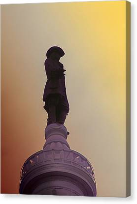 William Penn Canvas Print by Bill Cannon