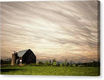 Canvas Print - Wind Farm by Matt Molloy